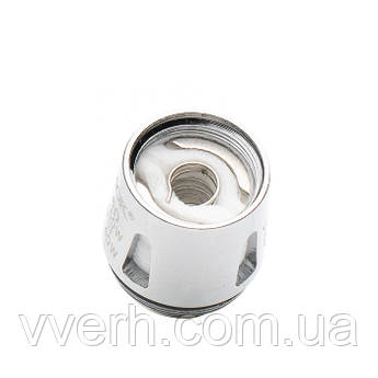 Испаритель Smok TFV8 Baby Tank V8 Baby-Q2 0.4 Ом Серебристый (AJ_8_q2bb01)