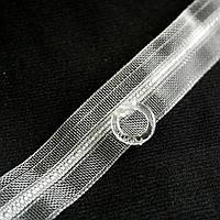Тесьма с кольцами для римских французских и австрийских штор, фото 1