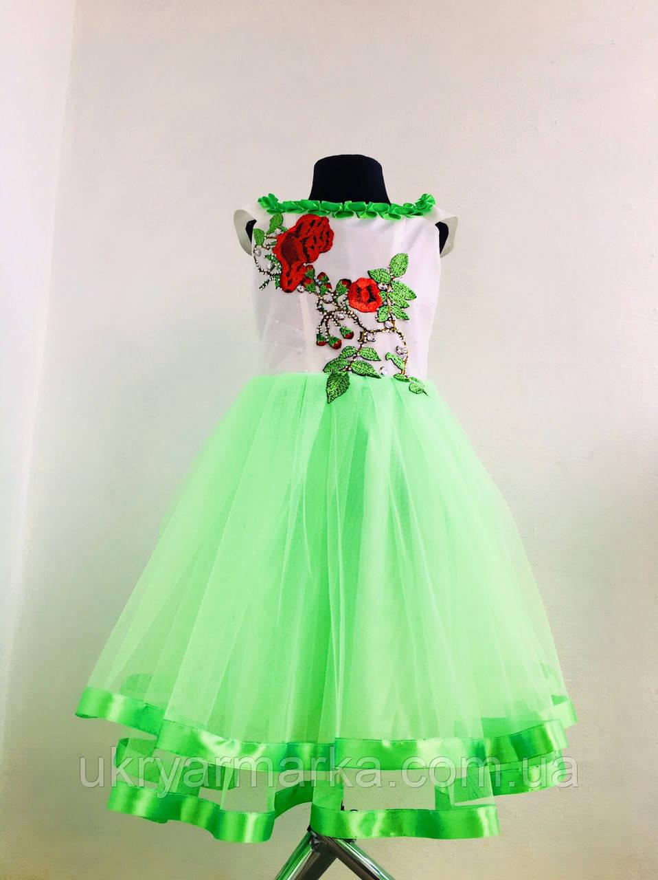 """Святкова сукня для дівчинки """"Німфа"""""""