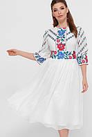 Белое женское платье, фото 1