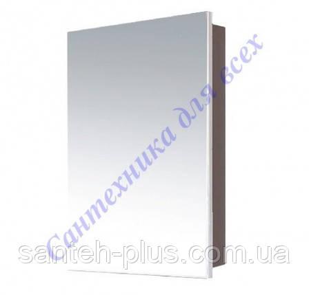 Зеркало-шкаф для ванной комнаты S-50 венге, фото 2