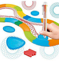 Набор для творчества ART GAME Art Designer детский спирограф (SUN2253)