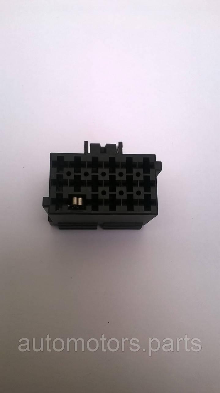 Штекерная колодка 0-1241581-1 Knorr-Bremse