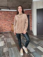 Рубашка женская вельветовая, фото 1