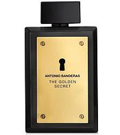 ANTONIO BANDERAS SECRET GOLDEN - ОРИГИНАЛ 100%. (Антонио Бандерос Зе Голден Секрет) ТЕСТЕР. edt 100мл.
