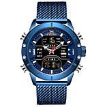 Naviforce Чоловічі годинники Naviforce Tesla Blue NF9153, фото 2
