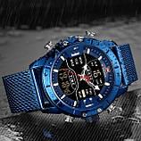Naviforce Чоловічі годинники Naviforce Tesla Blue NF9153, фото 4