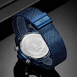 Naviforce Чоловічі годинники Naviforce Tesla Blue NF9153, фото 6