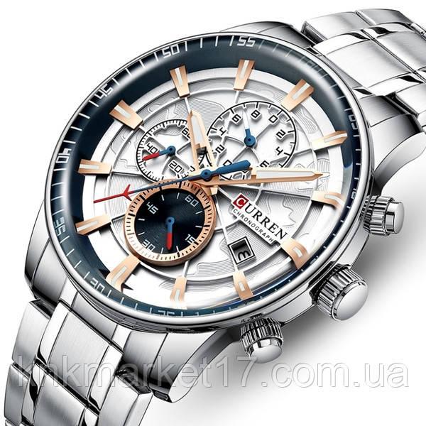 Curren Мужские часы Curren Aluminium
