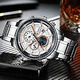Curren Мужские часы Curren Aluminium, фото 3
