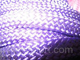 Скакалка для художественной гимнастики (Фиолетовая, Украина), фото 3