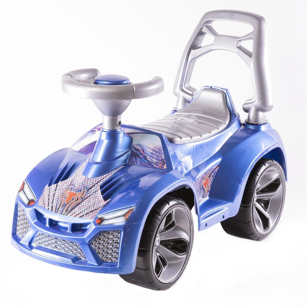 Каталка-толокар Орион Ламбо синяя (021)
