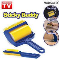 Валик для уборки Стики Бадди (Sticky Buddy) Стики Бадди