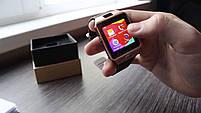 Умные часы Smart Watch DZ-09 чёрные. Умные смарт часы, фото 2