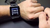 Умные часы Smart Watch DZ-09 чёрные. Умные смарт часы, фото 3