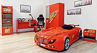 Детская комната Форсаж Красная