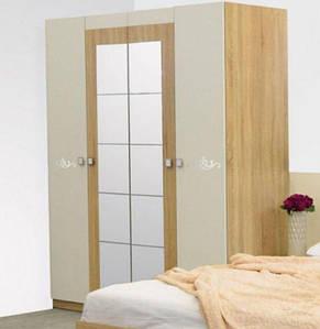 Шкаф 4-ех дверный Севилия (Embawood)