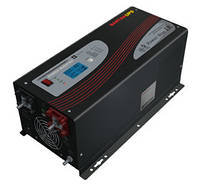 Гибридный инвертор ИБП+стабилизатор Santakups IR6048 6000Вт 48В