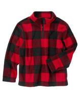 Теплая рубашка от фирмы Crazy8