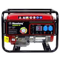 Бензиновый генератор MUSSTANG MG5000S-BF/32A  - Bi Fuel (Электростартер)