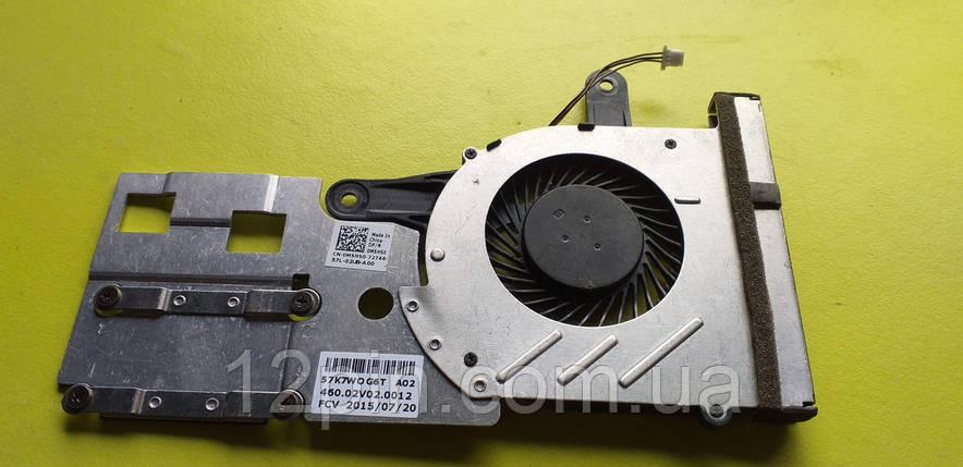 Система охлаждения Dell Inspiron 14-3451, 14-3452, 14-3878, 15-3551, 15-3552  бу оригинал, фото 2
