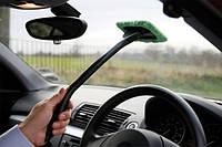 Виндшилд Вандер (Windshield Wonder) – удобная, практичная щетка для чистки стекол и зеркал автомобиля, фото 1