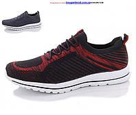 Стильные мужские кроссовки  р47-50 (код 9916-00)