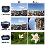 Набор блогера Apexel объектив 12х линзы штатив, фото 9