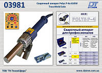 Сварочный аппарат Polys P-4а 650W TW Solo, Dytron 03981, фото 1