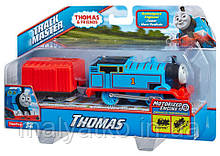 Паровозик  моторизованный  Томас Thomas fisher-price trackmaster