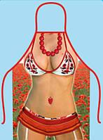 Фартух жіночий україночка з намистом., фото 1
