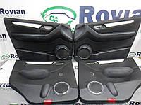 Б/У Оббивка двери (комплект) (Минивен) Mercedes W245 2005-2011 (Мерседес Б), A169115008 (БУ-185801)