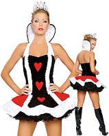 Женский карнавальный костюм Королевы L8351