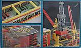 """Revell 08803 Сборная модель Оффшорная нефтяная вышка """"Северный баклан"""", масштаба 1/200.LIMITED EDITION, фото 3"""