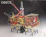 """Revell 08803 Сборная модель Оффшорная нефтяная вышка """"Северный баклан"""", масштаба 1/200.LIMITED EDITION, фото 5"""