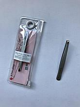 Пинцет для бровей Stalekc BEAUTY & CARE 10\1 широкий прямой