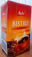 Молотый кофе Melitta Bistro kräftig-aromatisch, 500 гр, фото 1