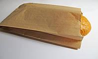 Крафт пакеты для лаваша 220мм*80мм*380мм бурый, фото 1