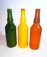 Бутылка из сахарного стекла Бутафорская бутылка
