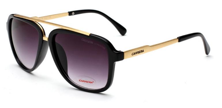Солнцезащитные очки Carrera черный-золото  продажа 2db1ecee0318d