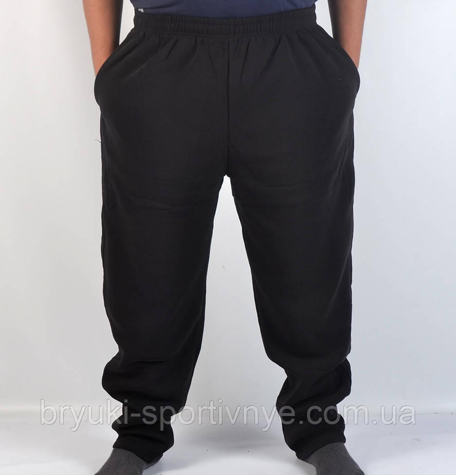 Штаны спортивные больших размеров - зима 4XL - 8XL (Венгрия ) Брюки байковые мужские - батал