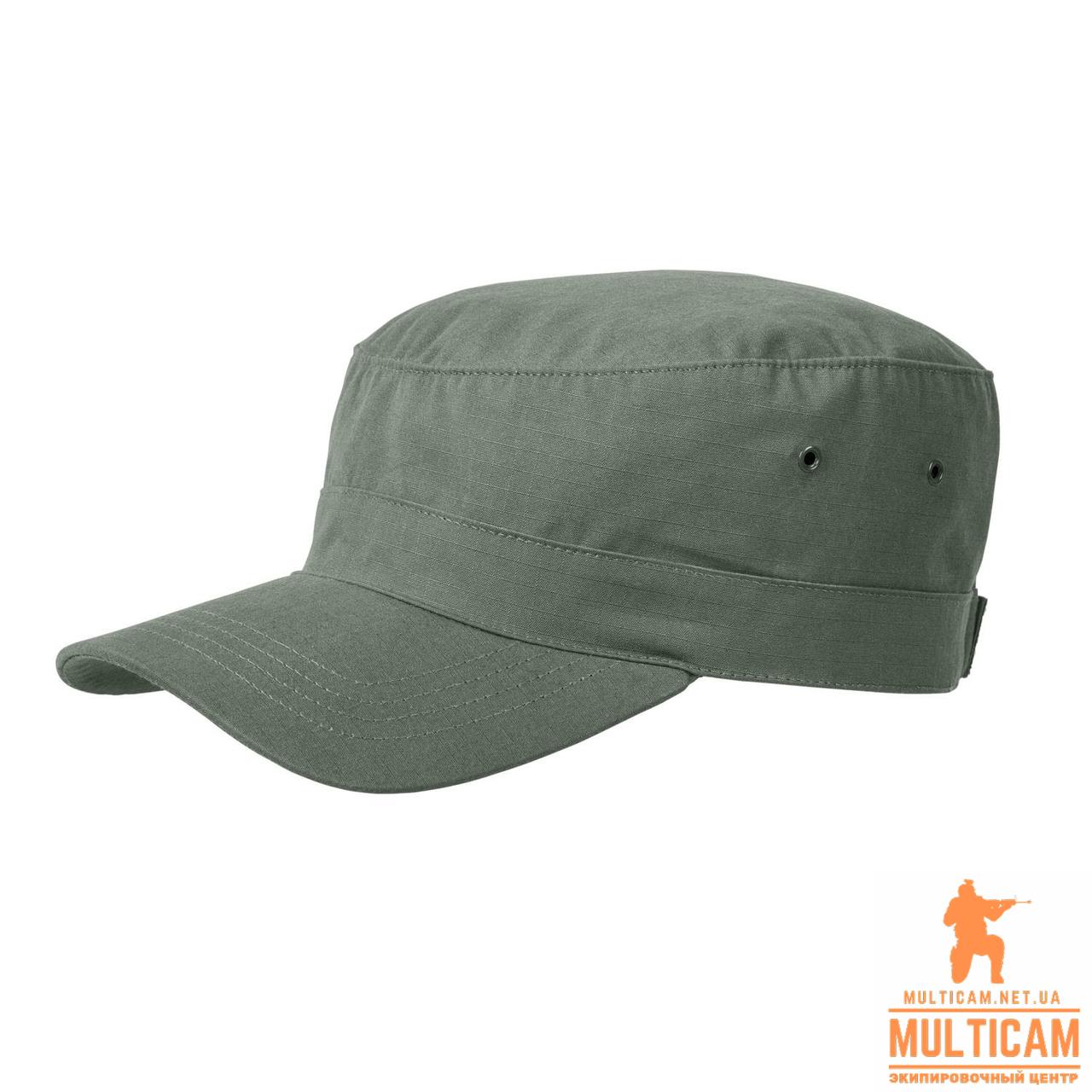 Кепка военная Helikon-Tex® COMBAT Cap - PolyCotton Ripstop - Olive Drab