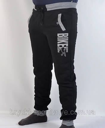 Спортивні штани теплі під манжет, фото 2