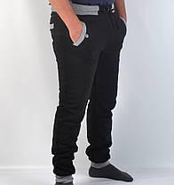 Спортивні штани теплі під манжет, фото 3