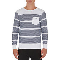 Мужской свитер PRIDE AND SOUL PALMYRO JUMPER - White в размере XXL