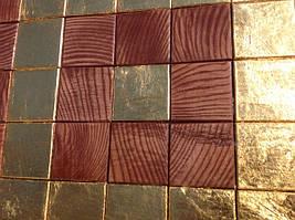 ЗОЛОТАЯ МОЗАИКА, золоченая плитка и декоративные изделия покрытые чистым золотом