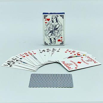 Игральные карты с ламинированным покрытием (колода в 36 листов, толщина-0,3мм)