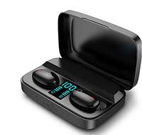 Беспроводные Bluetooth наушники Earbuds TWS Xiaomi Redmi Airdots Black Earbuds A10S TWS Black