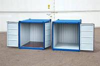 Морские контейнеры 10 фут