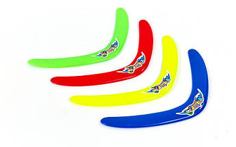 Бумеранг Фрисби Frisbee Boomerang (пластик, 37,5см)